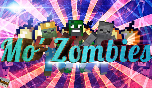 Mo' Zombies 1.7.2 y 1.7.10