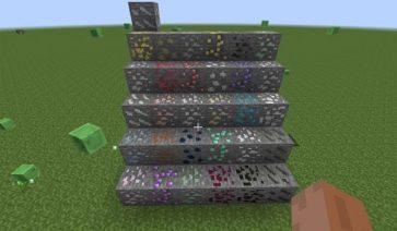 OresPlus Mod para Minecraft 1.7.2 y 1.7.10