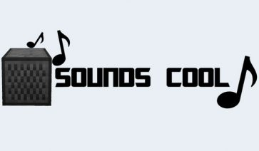 Sounds Cool Mod para Minecraft 1.7.2