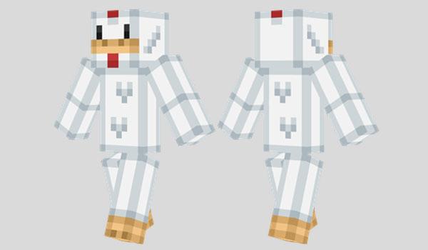 Chicken Skin para Minecraft