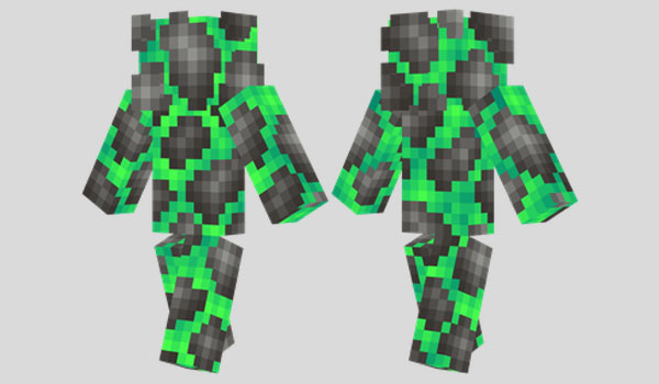 Crypt Skin para Minecraft