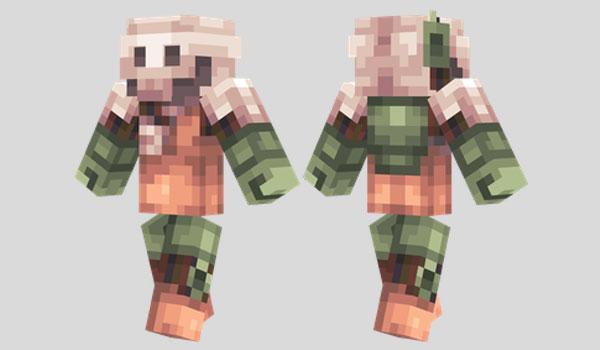 Cyberbot Skin para Minecraft