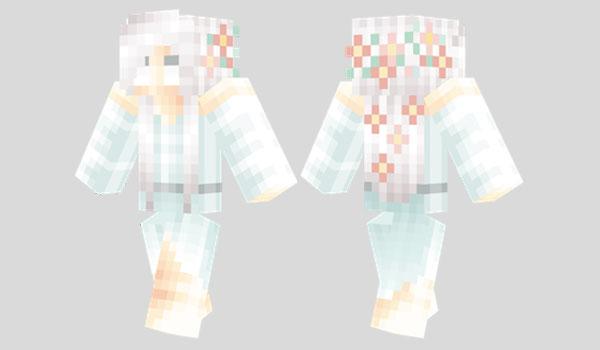 Ghost Girl Skin