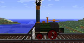 Rails of War Mod para Minecraft 1.7.2