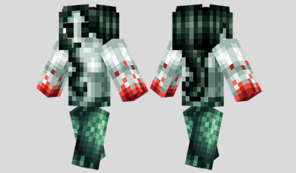 Sedna Skin para Minecraft
