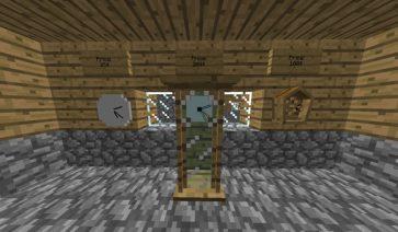 Fancy Clocks Mod para Minecraft 1.7.2