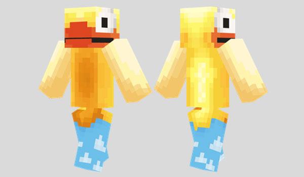 Flappy Bird Skin para Minecraft