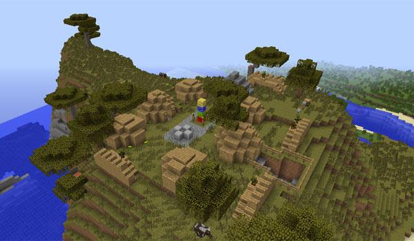 Goblins Mod para Minecraft 1.7.2