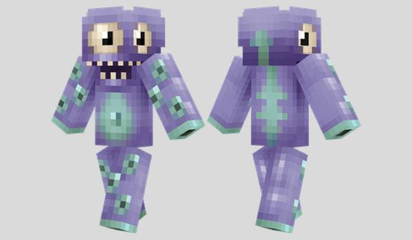 Snarklepus Skin para Minecraft