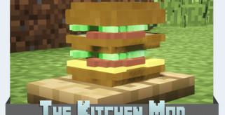 The Kitchen Mod para Minecraft 1.7.2