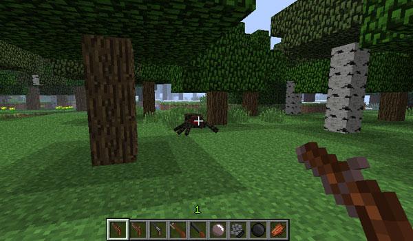 Flintlock Guns Mod para Minecraft 1.7.2