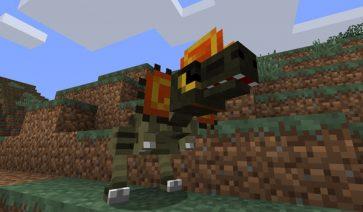 Fossil Archeology Mod para Minecraft 1.7.2 y 1.7.10