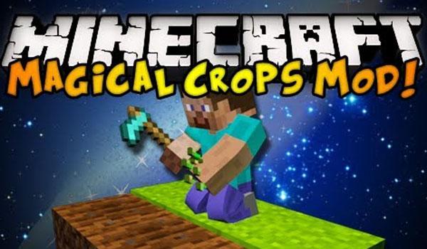 Magical Crops Mod para Minecraft 1.7.2 y 1.7.10