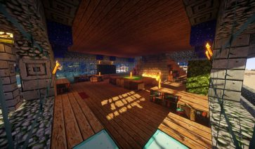 Bordercraft Texture Pack para Minecraft 1.8