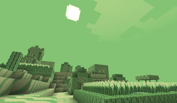 CraftBoy Texture Pack para Minecraft 1.8