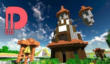 Dreams of Drean Texture Pack para Minecraft 1.8