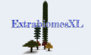 Extrabiomes XL Mod para Minecraft 1.7.10