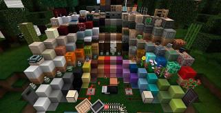 Flows HD Texture Pack para Minecraft 1.8