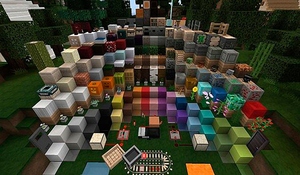 Flows Hd Texture Pack Para Minecraft 1 13 Y 1 12 Minecrafteo