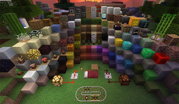 Lithos Texture Pack para Minecraft 1.8