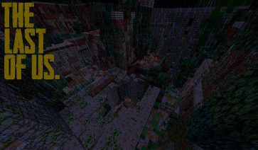 The Last of Us Map para Minecraft 1.8