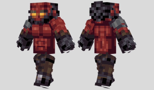 Axe Skin para Minecraft