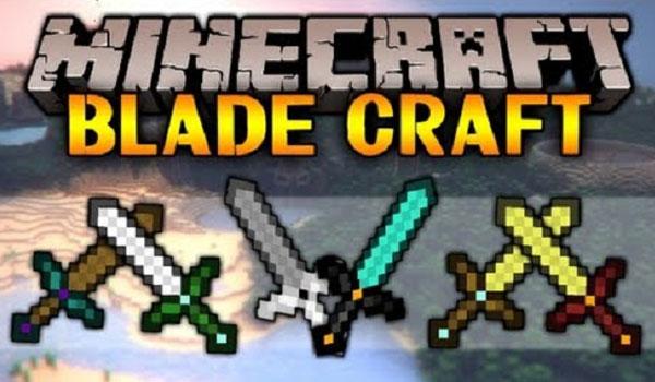 BladeCraft Mod para Minecraft 1.7.2 y 1.7.10