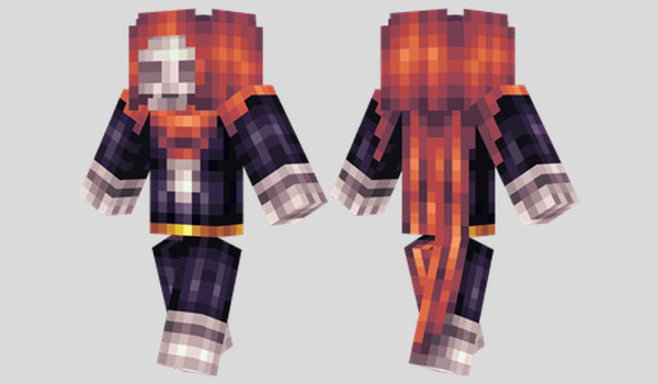 Bomb Nightmare Skin para Minecraft