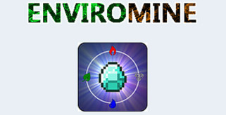 EnviroMine Mod para Minecraft 1.7.2 y 1.7.10