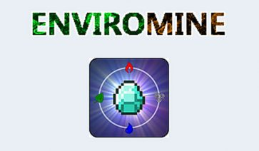 EnviroMine Mod para Minecraft 1.7.10 y 1.7.2