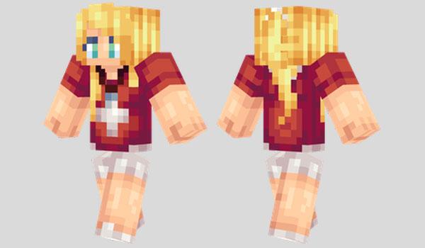 Lifeguard Skin para Minecraft