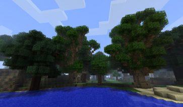 BigTrees Mod para Minecraft 1.7.2 y 1.7.10