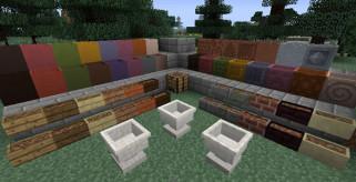 Garden Stuff Mod para Minecraft 1.7.10