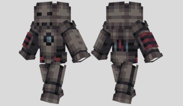 Iron Man MK1 Skin