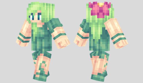 Lily Pad Skin para Minecraft