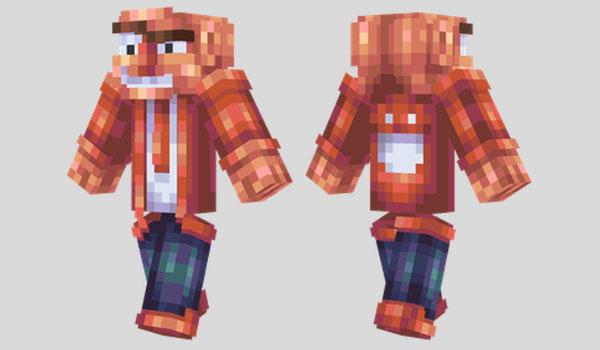 Psychologist Skin para Minecraft