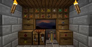 Storage Drawers Mod para Minecraft 1.7.10