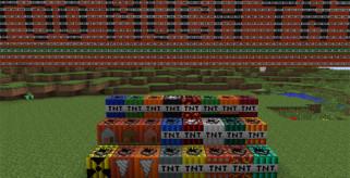 Too Much TNT Mod para Minecraft 1.7.2 y 1.7.10