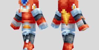 Zero Skin para Minecraft