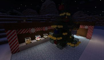 Christmas Festivities Mod para Minecraft 1.7.10
