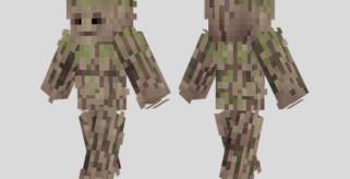 Groot Skin para Minecraft