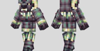 Minotaur Skin para Minecraft