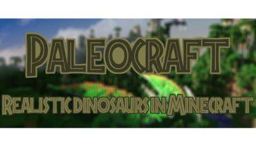 PaleoCraft Mod para Minecraft 1.7.10