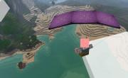 Parachute Mod para Minecraft 1.8