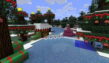 WinterCraft Mod para Minecraft 1.7.10 y 1.7.2