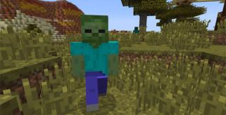 CrackedZombie Mod para Minecraft 1.8