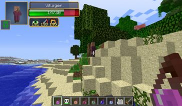 Damage Indicators Mod para Minecraft 1.8