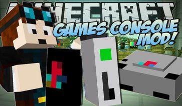 Decorative Game Systems Mod para Minecraft 1.7.10