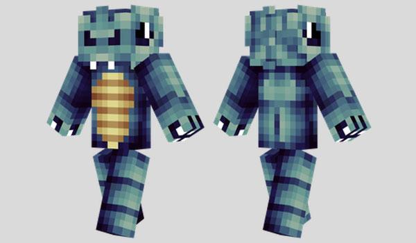 Dragon Skin para Minecraft