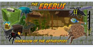 The Erebus Dimension of the Arthropods Mod para Minecraft 1.7.10